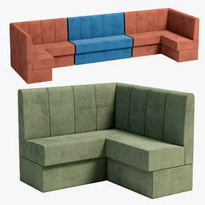 3D model chair sofa
