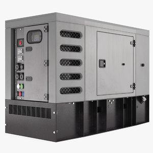 mobile generator model