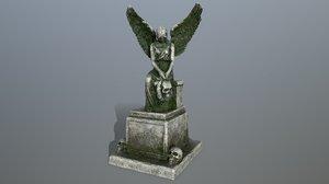 statue 3 model