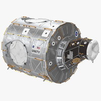 ISS Module Unity Node 1