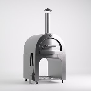 3D milano pizza oven