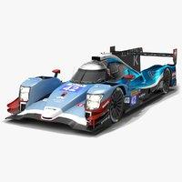cool racing wec lmp2 3D