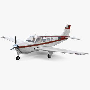 civil utility aircraft generic model