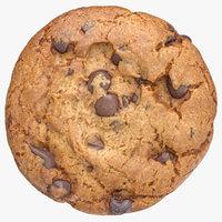 Hazelnut Cookie 01