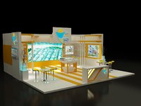 Booth Exhibition Stand