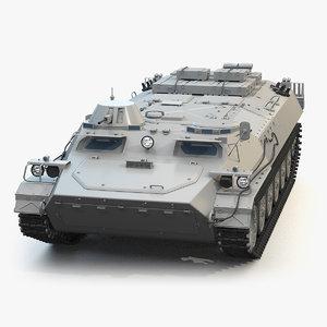 transporter mt-lb 3D model