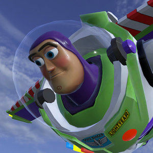 3D buzz flying place