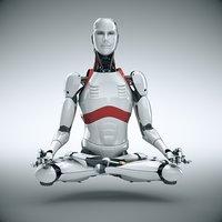 Robot Cyborg Humanoid