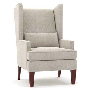 3D alexander chair