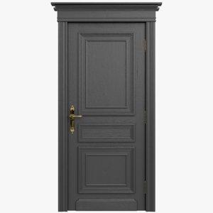 3D door architecture