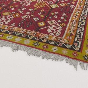 3D rug vintage