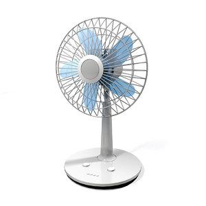 3D fan model