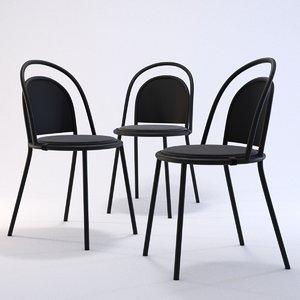 3D chair dune model