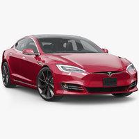 Tesla Model S P100D 2020 model