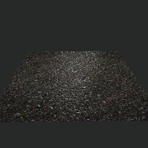 3D realistic wetness