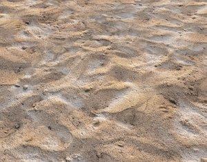 Sand terrain PBR pack 9