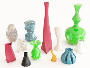 3D vase vol 07