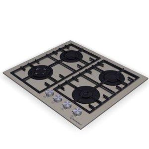 cooktop hob maunfeld eghg-64-33cbgi-g 3D model