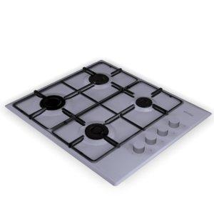 3D cooktop hob simfer h60q40w411