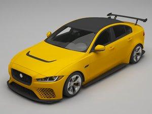 3D model xe sv