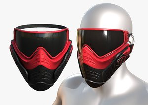 3D mask protection sci