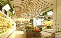 Greengrocer - Natural Products Shop 3D model