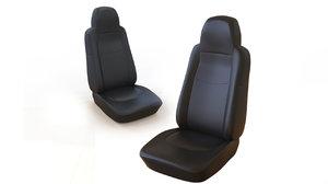 vehicle seat model