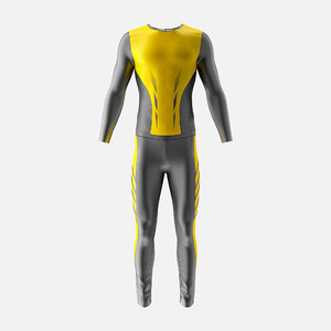 3D wetsuit modeled model