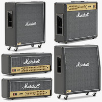 Marshall Speakers Collection