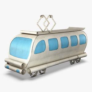 tram paper v 1 model