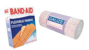 3D bandaid