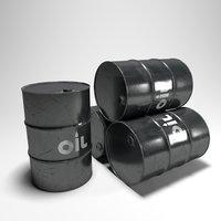 Damage Black Barrel