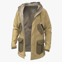 Jacket 001 (8K PBR)