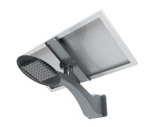 solar flood light 3D model