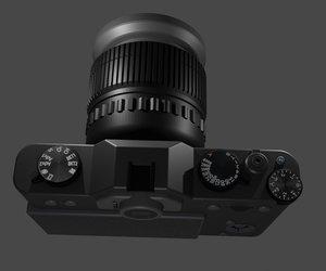 3D fujifilm camera