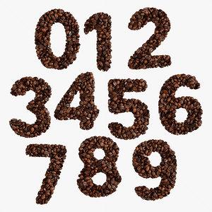 coffee letters 02 model
