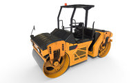 Vibratory Rollers Compactor