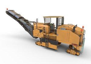industrial vehicle model