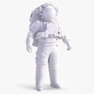 3D hi cosmonaut