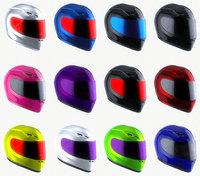 Motorcycle helmet 12+ colors