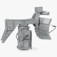 Military Ship Radar
