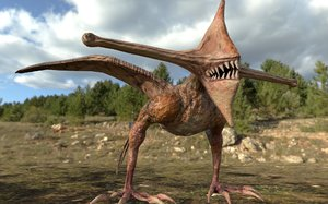 bioraptors creatures printing 3D model