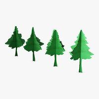 Conifer Tree Paper v 1
