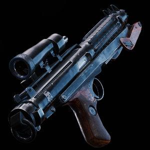 3D e-10 blaster gun games