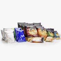 Potato Bag / snack Bag / chip bag / potato chip