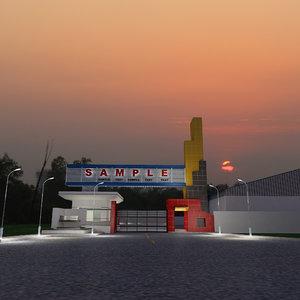 gateway 3D
