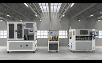 Laminating machine Assembly