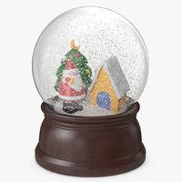 Snow Globe Christmas Decoration 4