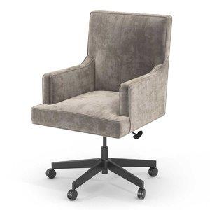 3D chair ladbroke office