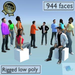 lowpoly model